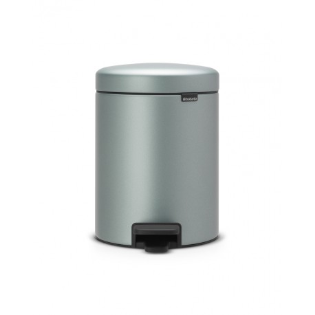 Pedal Bin New Icon 5L Metallic Mint 112942