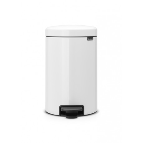 Pedal Bin New Icon 12L Bianco 111969
