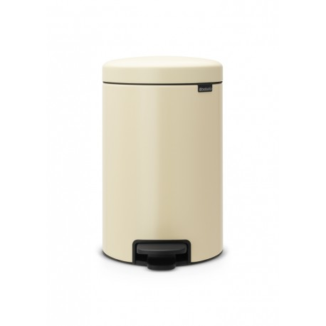 Pedal Bin New Icon 12L Almond 113468