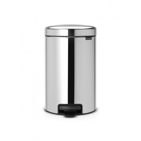 Pedal Bin New Icon 12L Inox Lucido 113581