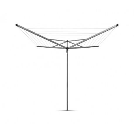 StendiOmbrello Compact 40 metri  4 bracci, tubo fissaggio in plastica 310669
