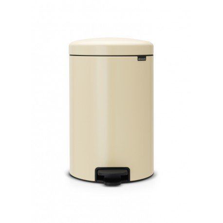 Pedal Bin New Icon 20L Almond 113901
