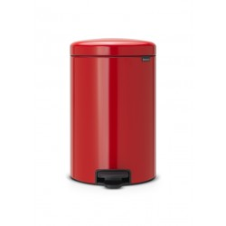 Pedal Bin New Icon 20L Passion Red 111860