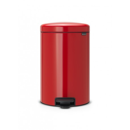 Pedal Bin New Icon 20L Passion Red 111860