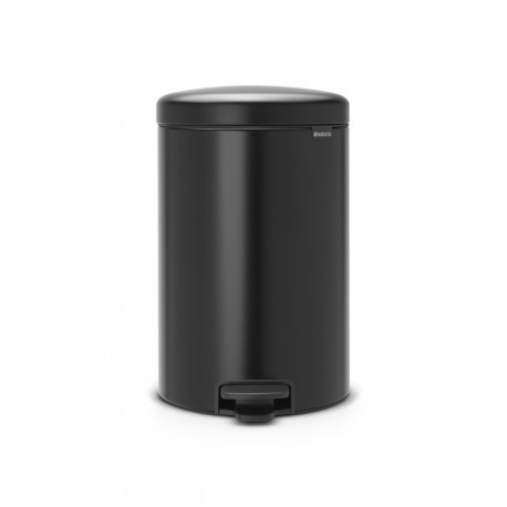 Pedal Bin New Icon 20L Nero Opaco 114106