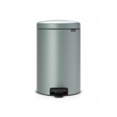 Pedal Bin New Icon 20L Metallic Mint 114120