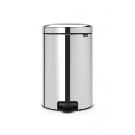 Pedal Bin New Icon 20L - secchio in metallo Inox Lucido 114267