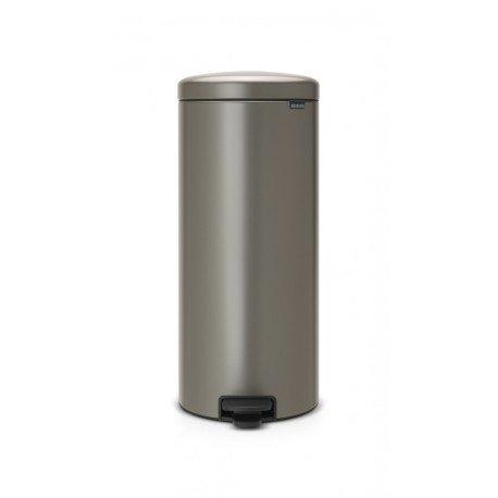 Pedal Bin New Icon 30L Platinum 114441