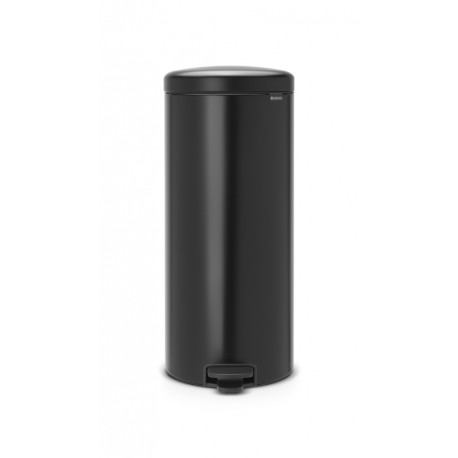 Pedal Bin New Icon 30L Nero Opaco 114540