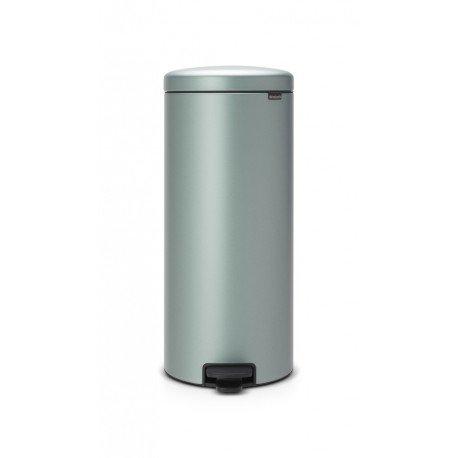 Pedal Bin New Icon 30L Metallic Mint 114564