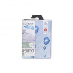 Fodera Perfect Fit, 124 x 38 cm. spugna 2 mm Ice Water 318160