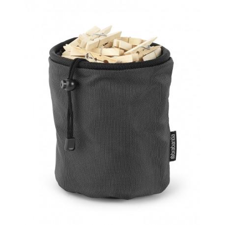 Peg Bag Premium - portamollette Nero 105760