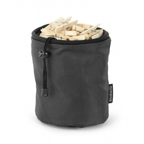 Peg Bag Premium - portamollette Nero 105760