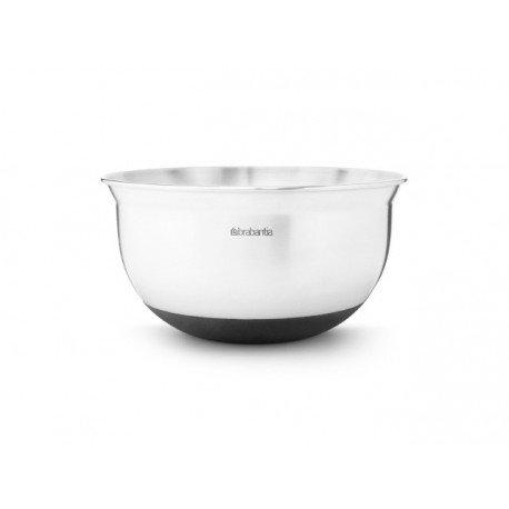Mixing Bowl 1L - ciotola graduata, base silicone Inox Satinato 363825