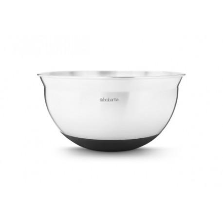 Mixing Bowl 1.6L - ciotola graduata, base silicone Inox Satinato 363849