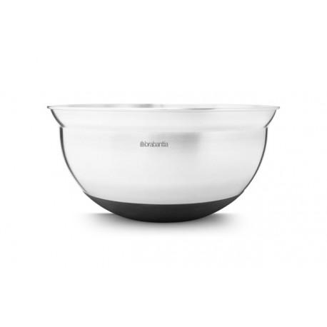 Mixing Bowl 3L - ciotola graduata, base silicone Inox Satinato 363863